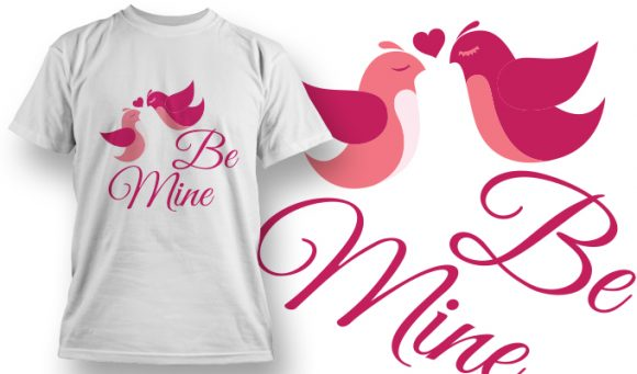 Valentines Day T-Shirt Design 54 T-shirt Designs and Templates vector
