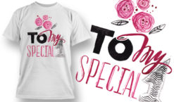 Valentines Day T-Shirt Design 66 T-shirt designs and templates vector