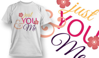 Valentines Day T-Shirt Design 8 T-shirt Designs and Templates vector