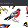 Watercolor Arrows Vector Set 1 design tnt vector watercolor birds small