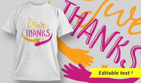 Funny T-Shirt Design 9 T-shirt Designs and Templates vector