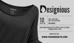 T-shirt Vector Label 2 Freebies vector