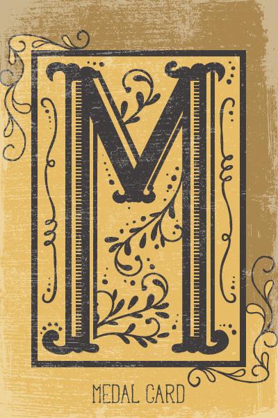 Subtle, Creative, Objects Vector Illustration Vector Illustration  Subtle Background  Vintage Typography 5