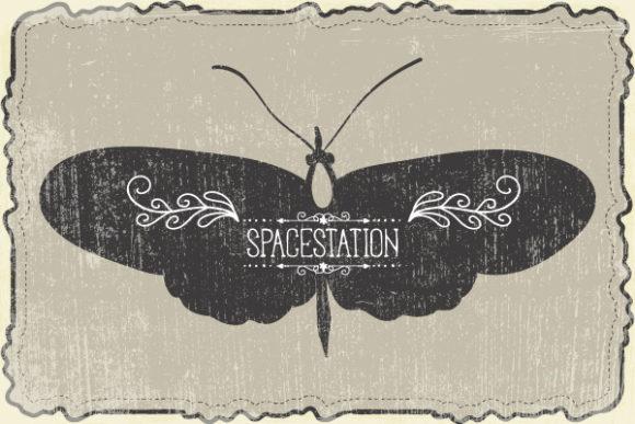 Best Creative Vector Illustration: Vector Illustration Illustration With Subtle Background And Vintage Typography 5