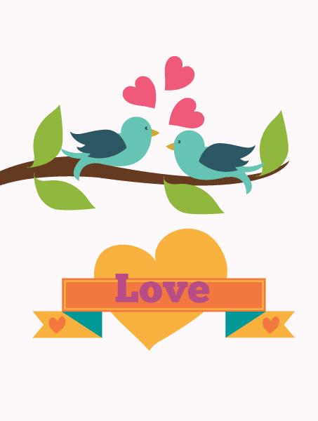 Love vector illustration 2015 08 358