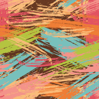 vector colorful pattern with splashes Vector Illustrations old