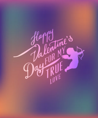 Love vector illustration Vector Illustrations happy