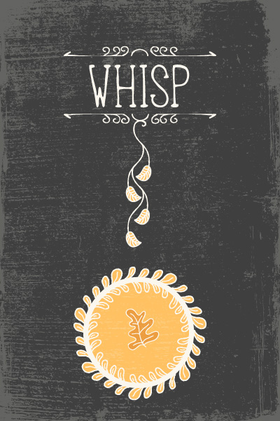 Vector illustration with subtle background and vintage typography 2015 08 80