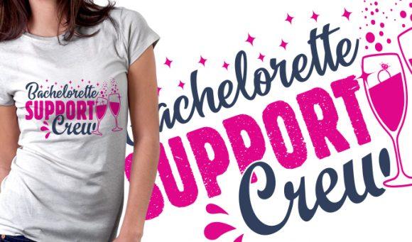 T-shirt Design 1614 T-shirt Designs and Templates bachelorette party