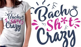 T-shirt Design 1615 T-shirt Designs and Templates bachelorette party