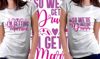 T-shirt Design 1618 T-shirt Designs and Templates bachelorette party