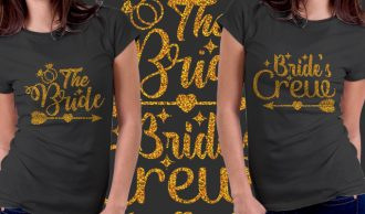 T-shirt Design 1619 T-shirt Designs and Templates bachelorette party