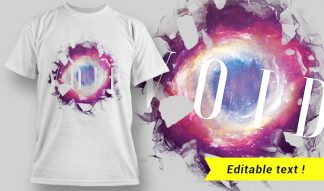 T-shirt designs and design templates - Vector packs and art work