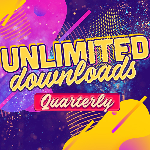 Unlimited Downloads Plan Quarterly Plus [tag]