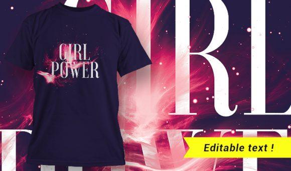 T-shirt design 1654 5