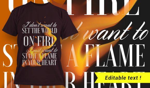 T-shirt design 1662 designious tshirt design 1662