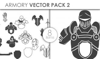Vector Armor Pack 2for Vinyl Cutter Vector packs vector