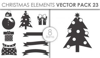 Vector Christmas Pack 23for Vinyl Cutter Vector packs vector