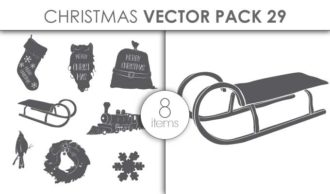 Vector Christmas Pack 29for Vinyl Cutter Vector packs vector