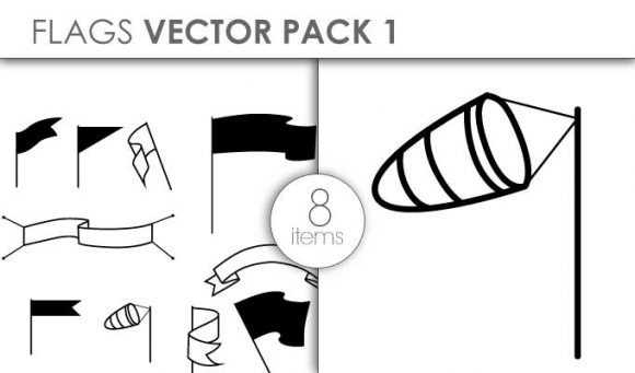 Vector Flags Pack 1for Vinyl Cutter designious vector flags pack 1 small preview