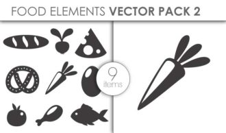Vector Food Pack 3for Vinyl Cutter Vector packs vector