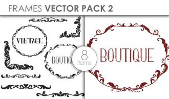 Vector Frames Pack 2 Vector packs vector