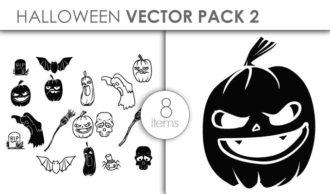 Vector Halloween Pack 2 Vector packs vector