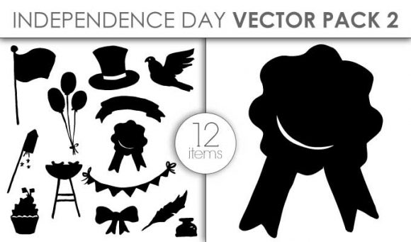 Vector Independence Day Pack 2 5