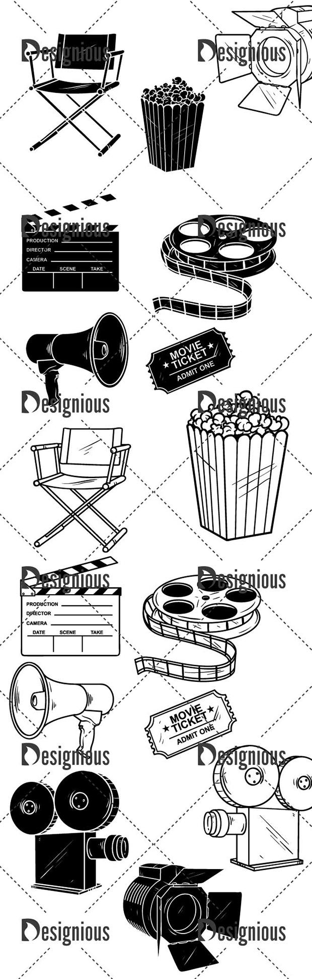 Vector Movie Pack 1 6
