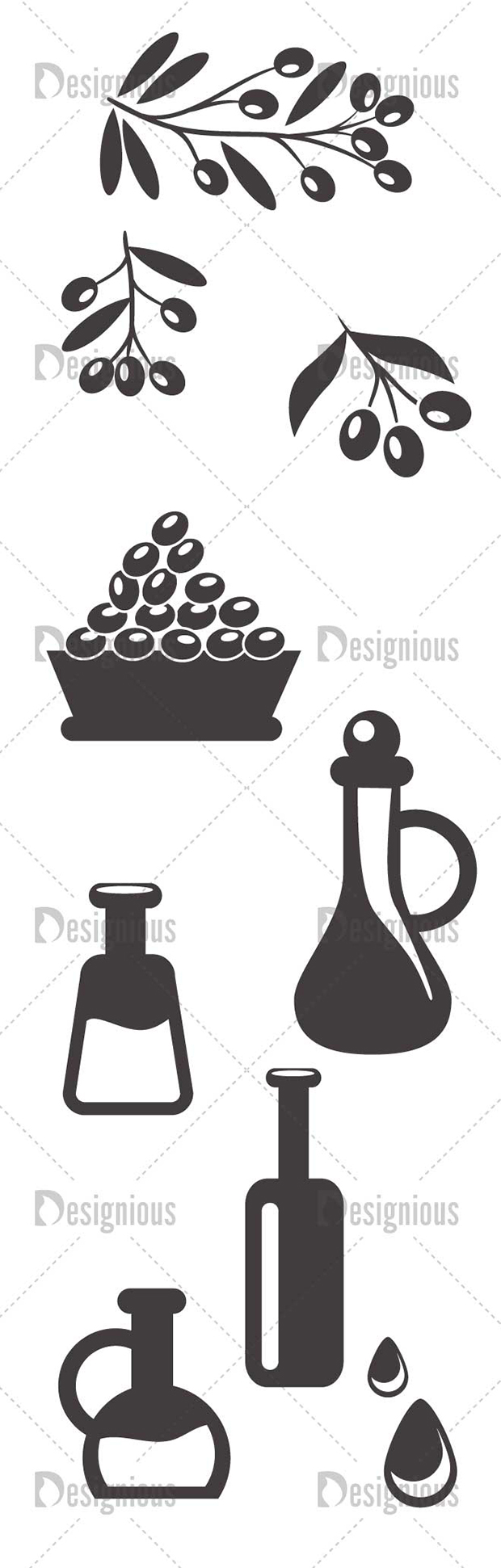 Vector Oil Pack 2 designious vector oil pack 2 large preview