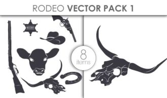 Vector Rodeo Pack 2 Vector packs vector