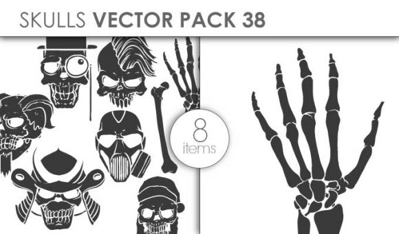 Vector Skulls Pack 46 designious vector skulls pack 46 small preview