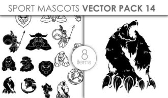Vector Sport Concepts Pack 14 Vector packs vector