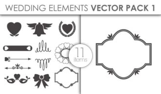 Vector Wedding Pack 1 Vector packs vector