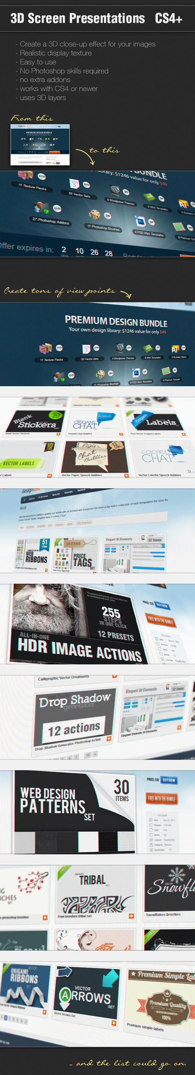 3D-Screen-Presentation-Ps-Addons 3D screen presentations large