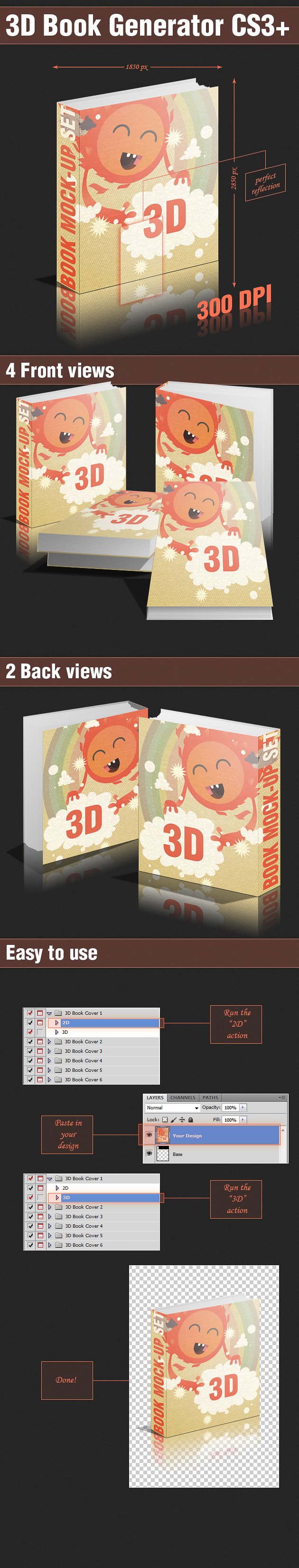 3D-Book-Generator-Ps-Actions 3d book generator large