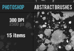 Abstract-Hi-Res-PS-Brushes Addons abstract|blood|brush|ink|splat|splatter