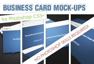 Business-Card-Mock-ups-PS-Action Add-ons addon|business|card|mock-up