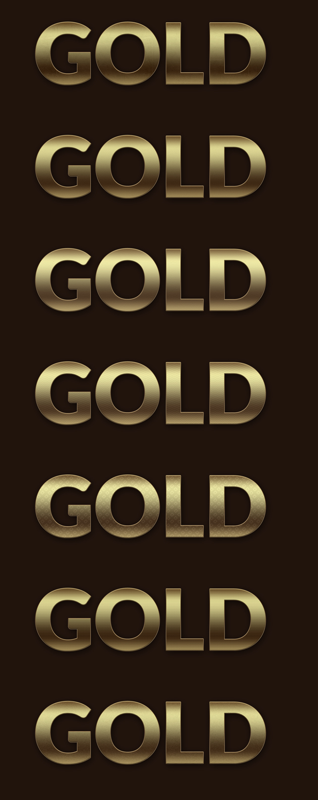 Gold-Photoshop-Styles designtnt addons gold styles large