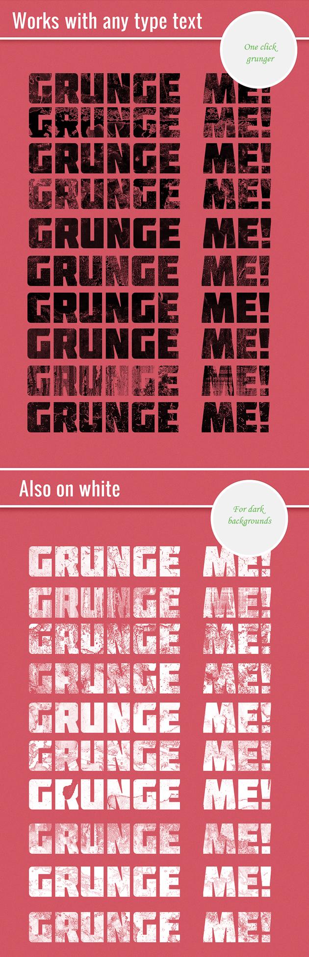 Grunge-Text-Photoshop-Styles designtnt addons grunge text styles 1 large