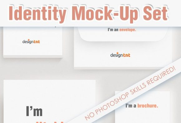 Identity-Stationery-Mock-ups Addons a4|brochore|business|card|envelope|id|identity|paper|stationary|mock-up