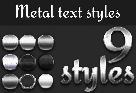 Metal-Styles-for-Photoshop designtnt addons metal styles small