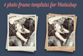 Photo-Frames-PS-Generator Add-ons clean|frame|old|photo|retro|vintage