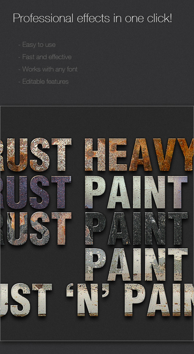 Rusted-Text-Styles-for-Photoshop designtnt addons rusted text style large