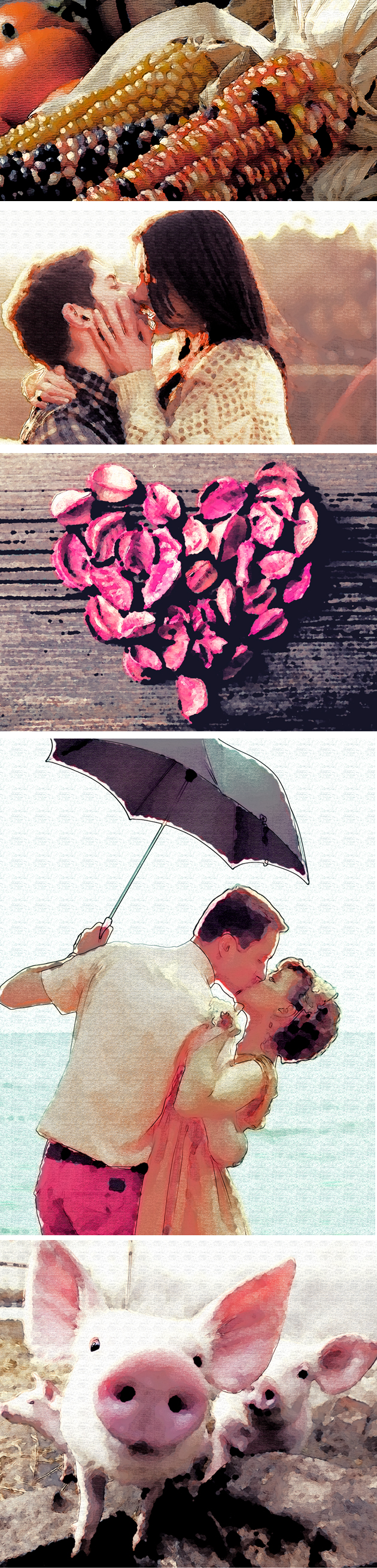 Sketch-Photo-Effect designtnt addons watercolor effect large