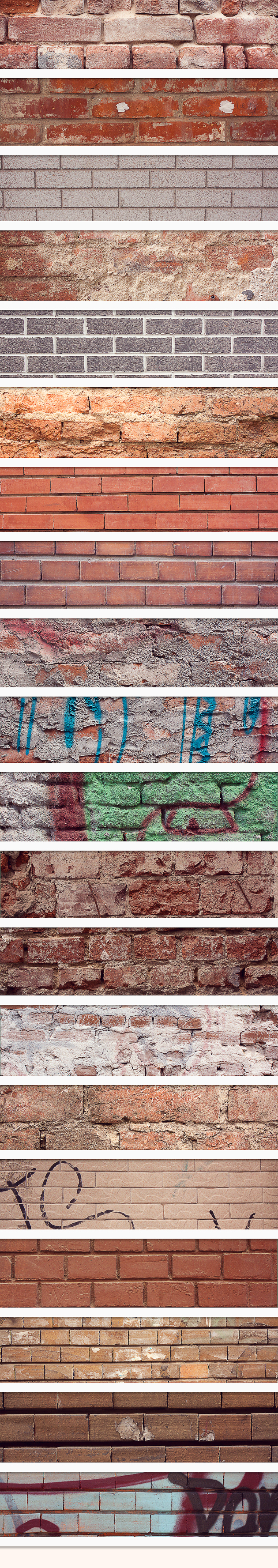 Brick Wall Textures designtnt brick wall textures set large