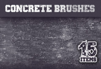 Concrete-Ps-Brushes-Set-1 Photoshop Brushes brush|cement|concrete|Editor's-Picks-–-Textures|grunge