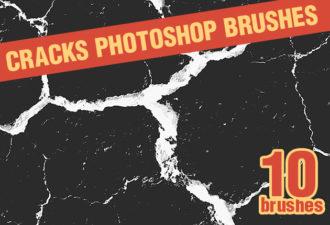 Cracks-PS-Brushes Photoshop Brushes brush|crack|grunge|scratch