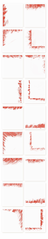 Grunge-Corner-PS-Brushes designtnt brushes grunge corners large