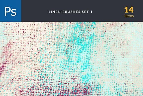 Linen Brush Set 1 designtnt brushes linen 1 small